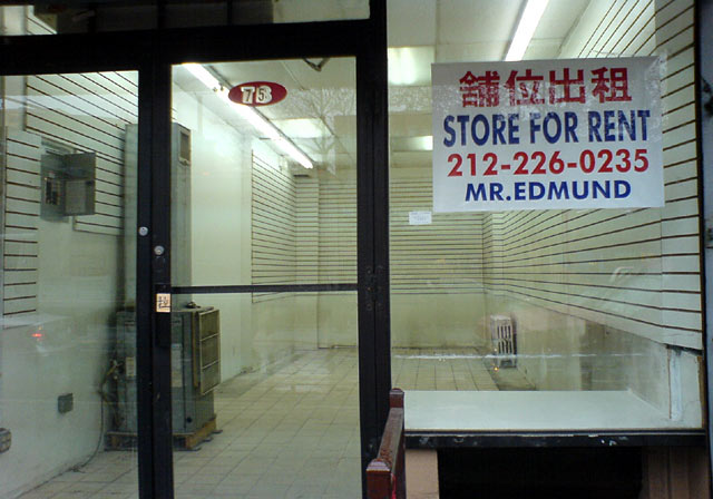 store for rent mr edmund 75 chrystie
