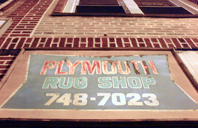 plymouth rug shop