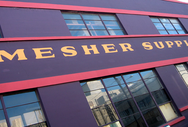mesher supply