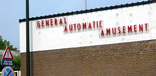 general automatic amusement