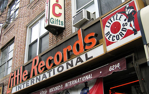 little records international