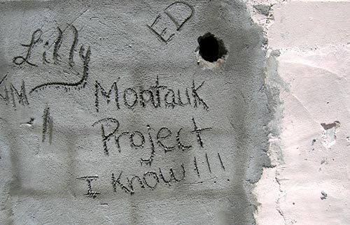 montauk project i know